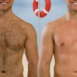 男の胸毛のおすすめの処理方法 カミソリで剃るよりワックス!